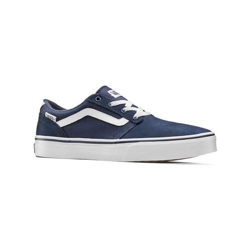 Scarpe Vans da ragazzi vans, blu, 403-9100 - 13