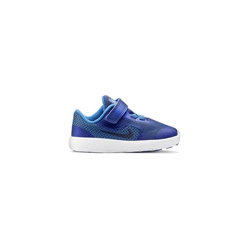 Scarpe Nike bimbi nike, blu, 109-9132 - 26