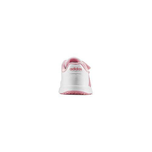 Scarpe Adidas bambina adidas, bianco, rosa, 109-1189 - 16