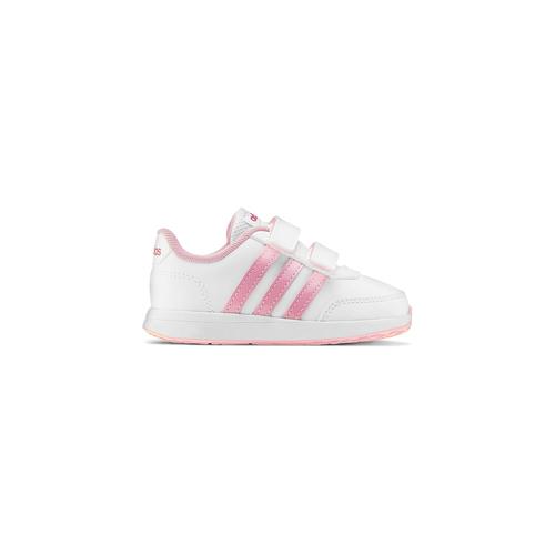 Scarpe Adidas bambina adidas, bianco, rosa, 109-1189 - 26