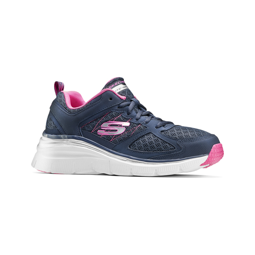 Skechers donna skechers, blu, 509-9321 - 13