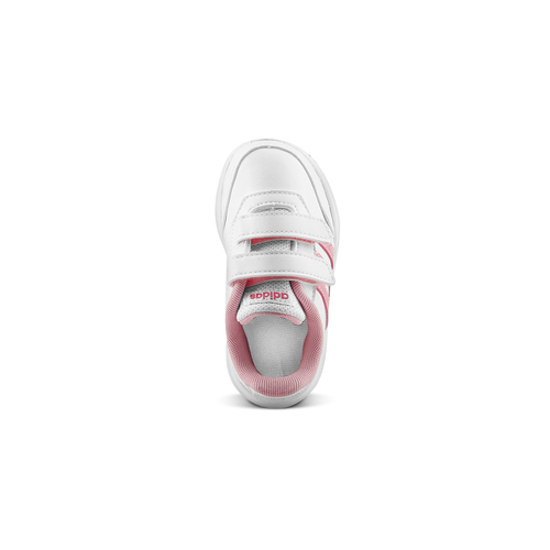 Scarpe Adidas bambina adidas, bianco, rosa, 109-1189 - 15