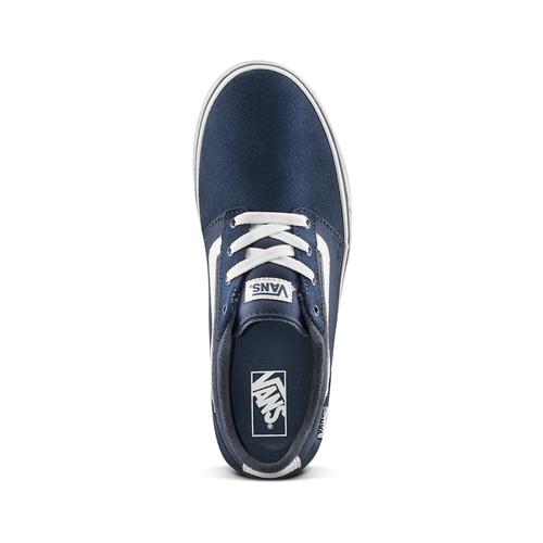 Scarpe Vans da ragazzi vans, blu, 403-9100 - 15