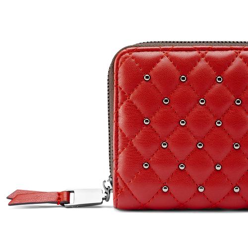 Portafoglio rosso bata, rosso, 941-5162 - 15