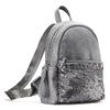 Zaino paillettes da donna bata, grigio, 961-2148 - 13