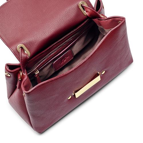 Borsa a mano da donna bata, rosso, 961-5981 - 16