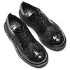 Scarpe basse con strass mini-b, nero, 321-6290 - 19