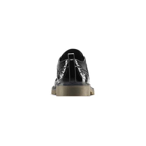 Scarpe basse con strass mini-b, nero, 321-6290 - 16