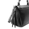 Borsa da donna espandibile con zip bata, nero, 961-6171 - 15