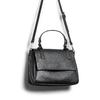Borsa da donna espandibile con zip bata, nero, 961-6171 - 19