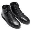 Sneakers alte da uomo north-star, nero, 841-6108 - 19