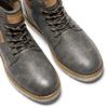 Stivaletti casual da uomo bata, grigio, 891-2721 - 15