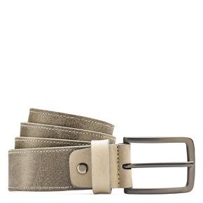 Cintura uomo bata, beige, 954-8109 - 13