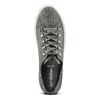 Sneakers in suede da uomo north-star, grigio, 843-2736 - 15