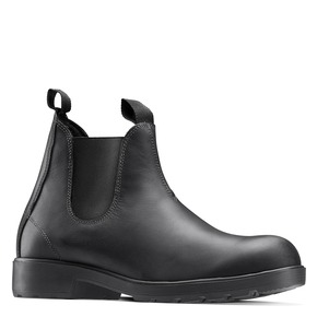 Chelsea Boots in pelle bata, nero, 894-6740 - 13