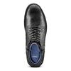 Sneakers alte da uomo bata, nero, 894-6719 - 15