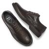 Scarpe stringate Comfit da uomo, marrone, 844-4725 - 19