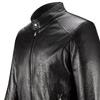 Giacca da uomo in vera pelle bata, nero, 974-6154 - 15