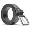 Cintura nera uomo bata, nero, 954-6108 - 26