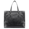 Shopper da donna in similpelle bata, nero, 961-6163 - 26