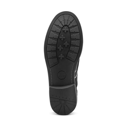Scarpe eleganti da bambina mini-b, nero, 321-6201 - 17