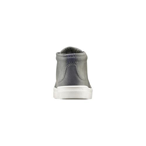 Sneakers alte da bimbo mini-b, grigio, 311-2279 - 16