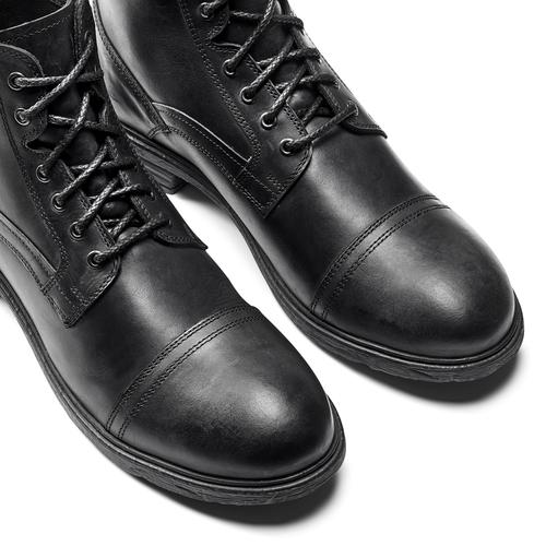 Stivaletti eleganti da uomo bata, nero, 894-6727 - 15