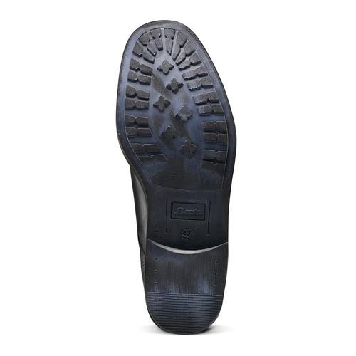 Stivaletti uomo con lacci bata, nero, 894-6449 - 19