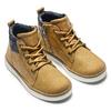Sneakers alte da bambino mini-b, giallo, 291-8172 - 19