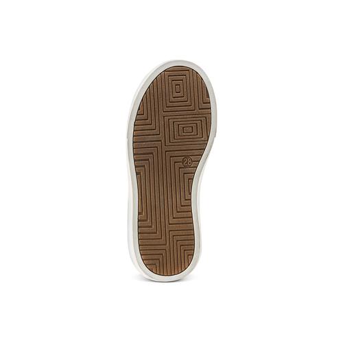 Sneakers alla caviglia da bimbo mini-b, blu, 291-9172 - 17