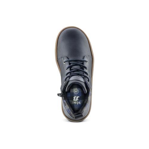Sneakers alla caviglia da bimbo mini-b, blu, 291-9172 - 15