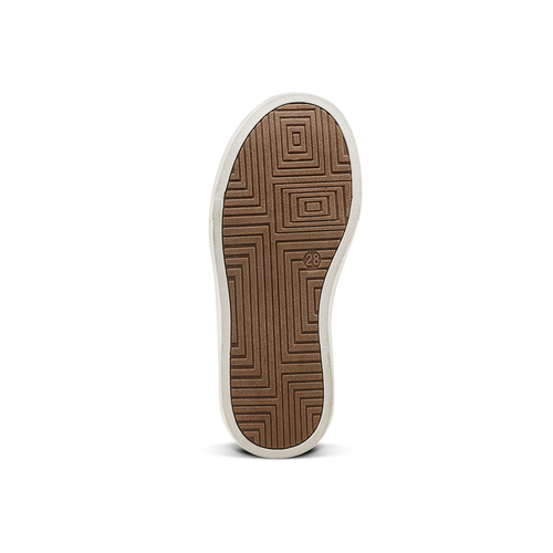 Sneakers alla caviglia da bambino mini-b, grigio, 291-2172 - 17