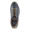 Scarpe casual da uomo bata, blu, 846-9105 - 15