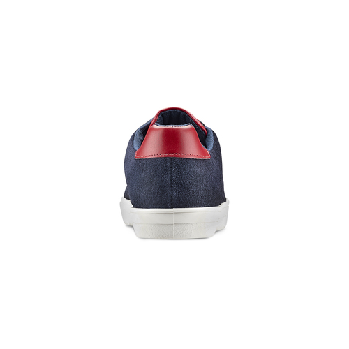 Sneakers da uomo north-star, blu, 843-9126 - 16