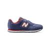 Scarpe New Balance con strap new-balance, blu, 301-9473 - 26