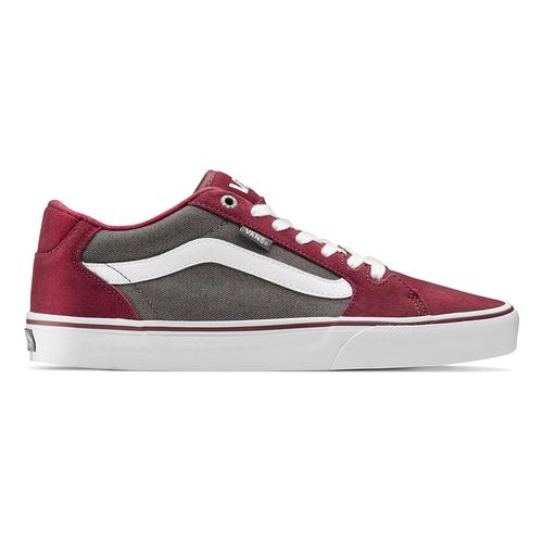 Sneakers Vans da uomo vans, rosso, 803-5104 - 26