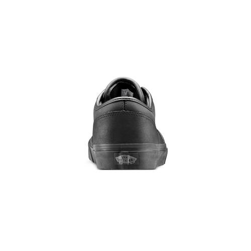 Scarpe in tela Vans uomo vans, nero, 801-6210 - 16