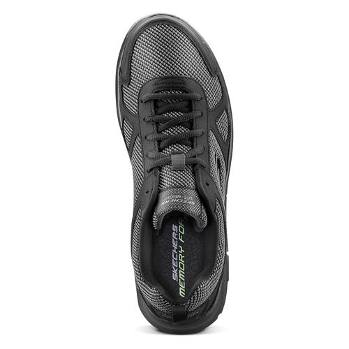 Sneakers Skechers da uomo skechers, nero, 809-6331 - 15