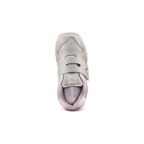 Sneakers New Balance da bambino new-balance, beige, 101-2373 - 15
