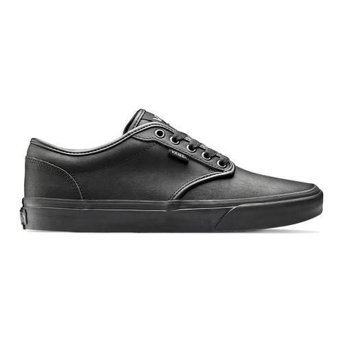 Scarpe in tela Vans uomo vans, nero, 801-6210 - 26