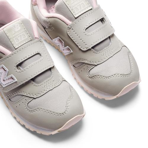 Sneakers New Balance da bambino new-balance, beige, 101-2373 - 19