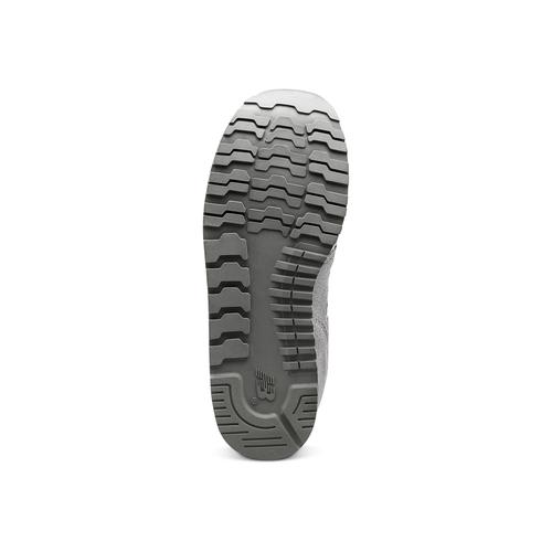 Sneakers da bambino con strap new-balance, grigio, 301-2473 - 17