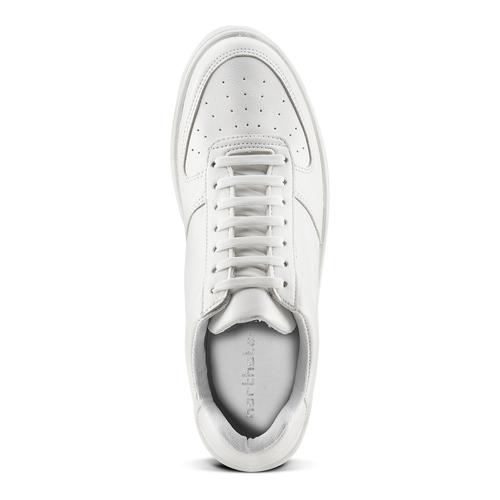 Sneakers da uomo north-star, bianco, 841-1126 - 15
