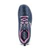 Scarpe sportive da donna bicolore skechers, viola, 509-9318 - 15