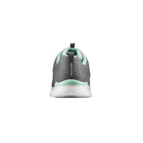 Scarpe sportive Skechers skechers, grigio, 509-2318 - 16