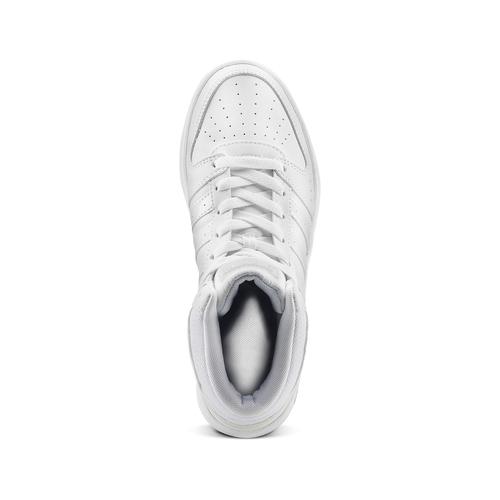 Sneakers alla caviglia Adidas adidas, bianco, 501-1212 - 15