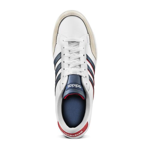 Scarpe Adidas Uomo adidas, bianco, 801-1209 - 15