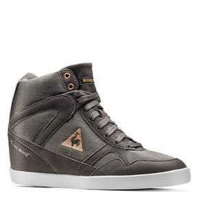 Sneakers con zeppa Le Coq Sportif le-coq-sportif, grigio, 503-2149 - 13
