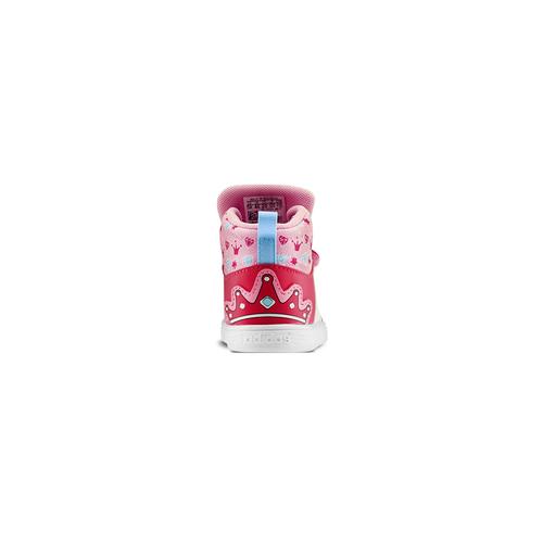 Sneakers bimba Adidas adidas, rosso, 101-5292 - 16