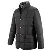 Giubbotto da uomo con giacca removibile bata, nero, 979-6141 - 16